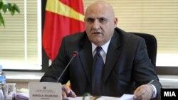 Никола Рилкоски, претседател на Државната изборна комисија (ДИК).