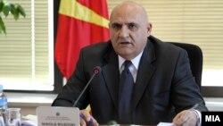 Никола Рилкоски, претседател на Државната изборна комисија.