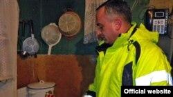 საქართველოს ენერგეტიკისა და ბუნებრივი რესურსების მინისტრი ალექსანდრე ხეთაგური ნიქოზში