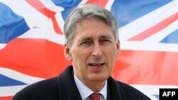 فیلیپ هموند، وزیر خارجه تازه بریتانیا