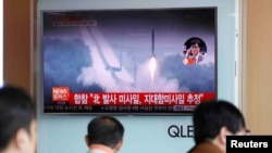 Vesti na televiziji Južne Koreje o novim testiranjima Pjongjanga