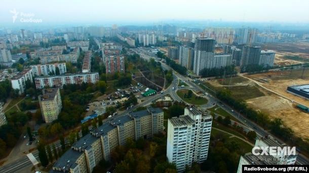 Район Києва Виноградар