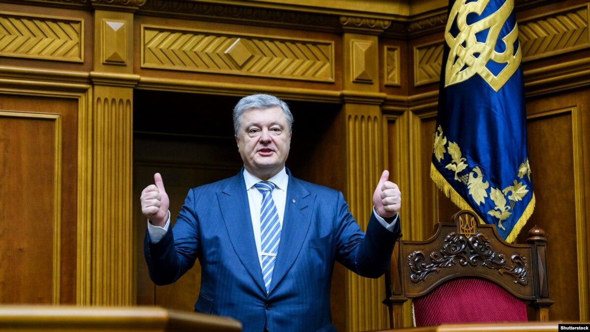 Порошенко: на Донбассе погибли 2 949 воинов