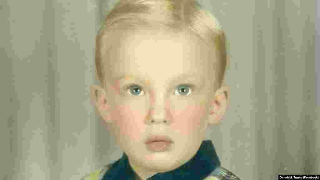 Donald Tramp rođen je u bogatoj njujorškoj porodici 1946. godine.