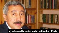 Adam hukuklary boýunça aktiwist Wýaçeslaw Mamedow