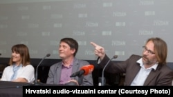 Ankica Jurić Tilić, Dalibor Matanić, Hrvoje Hribar