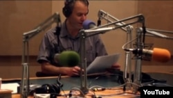 Radijski studio, ilustrativna fotografija