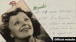 Письма Эдит Пиаф, выставленные на Christie's