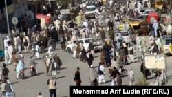 Протестите во Авганистан по палењето на Куранот.