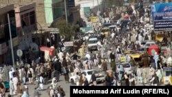 Волнения в афганском городе Кандагар