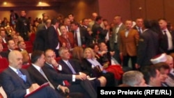 Sa počasne sjednice u Skupštine opštine Ulcinj