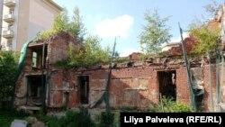 """Руины кинотеатра """"Форум"""""""