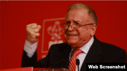 Ion Iliescu (file photo)