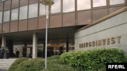 Upravna zgrada Energoinvesta