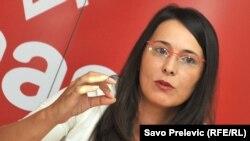 """Vanja Ćalović -Marković tvrdi da je """"birački spisak takav da bi oko 170.000 građana moglo biti sporno prilikom glasanja"""""""