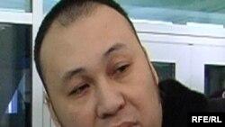 Болат Исатаев, Мұхтар Жәкішевке биліктің жаңадан тағайындалған адвокаты. Астана, 19 қаңтар 2010 жыл.