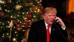 Американские вопросы. Первый год непопулярного президента
