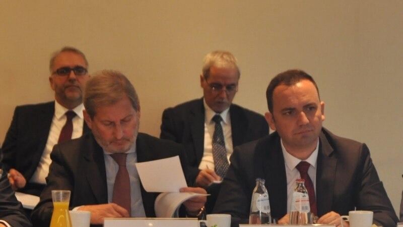 Османи и Димитров на средба со Хан за европската агенда на Македонија