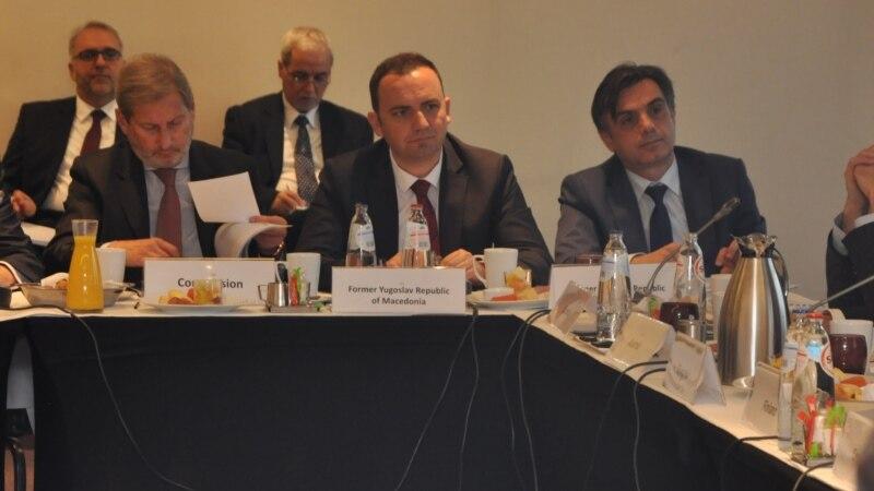 Османи и Димитров реферираат за реформите во Брисел