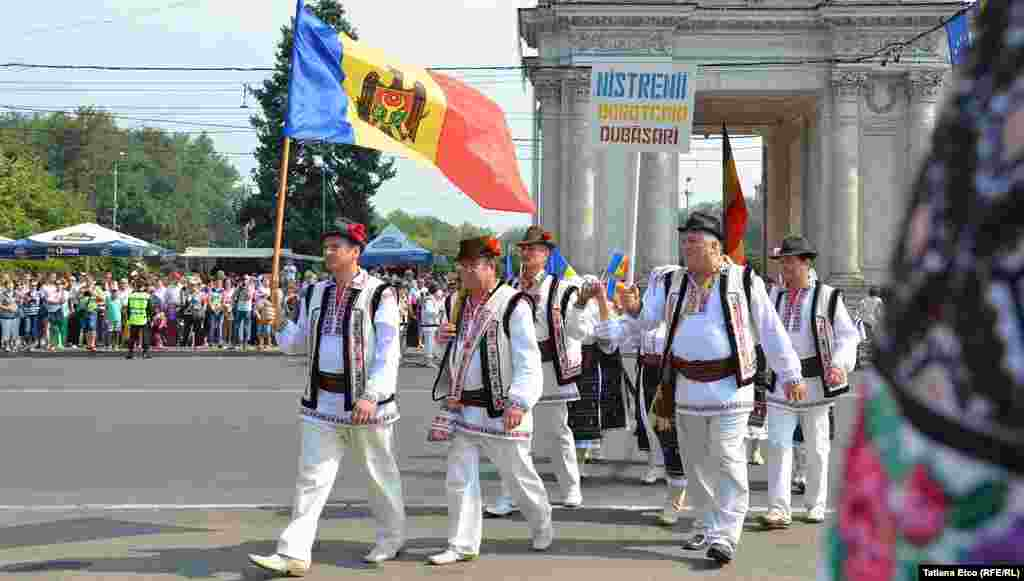 Moldova - Day of Independance, Chișinau