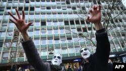 Protesti u Sloveniji protiv vlade Janeza Janše