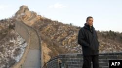 Američki predsednik Barak Obama u Kini krajem prošle godine