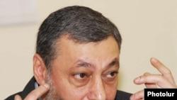Бывший министр иностранных дел Армении Александр Арзуманян