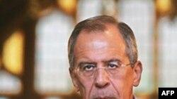 سرگی لاوروف، وزير امور خارجه روسيه. (عکس:AFP)