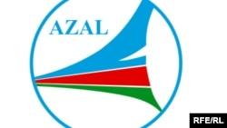 Azerbaijan -- Azerbaijan Airlines (AzAL) Logo