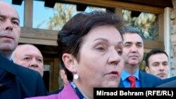 Ministrica odbrane BiH, Marina Pendeš