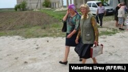 Село Кэлимэнешть