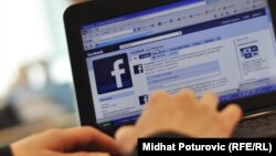 Bosnia and Herzegovina - Facebook, More and more politicians in B&H on FB, ilustrative photo, 04Feb2011.
