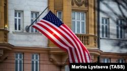 Посольство США в Москве (иллюстративное фото)