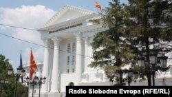 Влада на Република Македонија