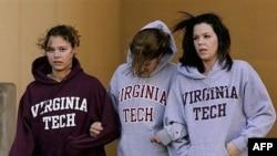 Студенты Вирджиния-Тек до сих пор не оправились от шока