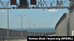 Керченский мост, иллюстративное фото
