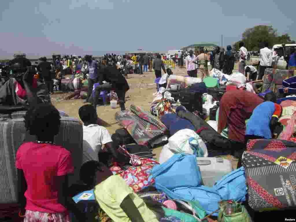 izlazi u jubi južnom Sudanu