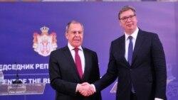 Ministri i Jashtëm rus viziton Beogradin