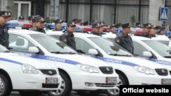Сотрудники сил безопасности Кыргызстана. Иллюстративное фото.