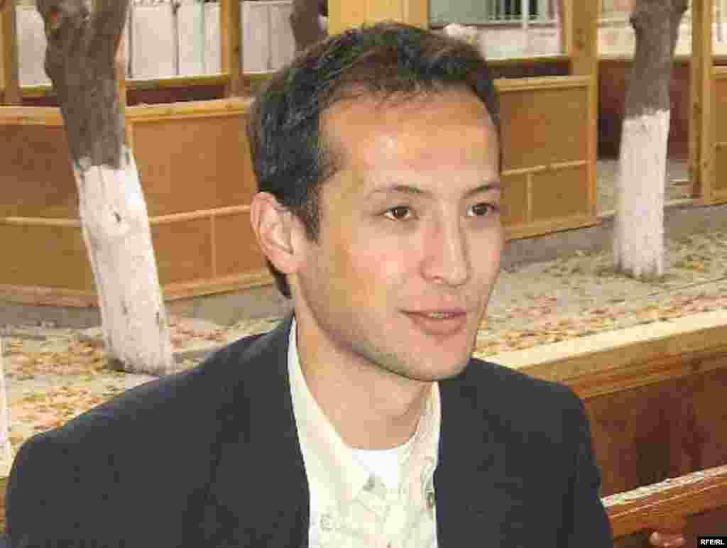 Алишер Саипов, 2007