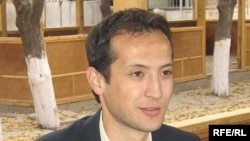 Alisher Saipov in October 2007