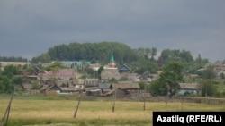Паюра авылы күренеше
