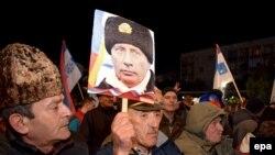 Jedan od protesta u Podgorici
