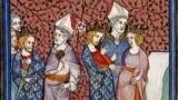 Реймське Євангеліє – його кирилична частина є пам'яткою української мови XI–XIІ століть. Написана, ймовірно, в київському скрипторії при Софійському соборі. Другий уривок, написаний глаголицею в XIV столітті, походить із Хорватії. Нині Реймське Євангеліє зберігається в Реймсі