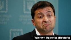 Президент України Ворлодимир Зеленський