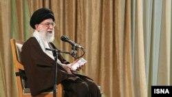 Высший руководитель Ирана аятолла Али Хаменеи