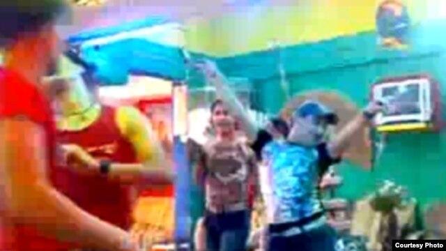 فیلم میهمانی گروهی از همجنسگرایان در بغداد که گفته میشود پس از انتشار، شرکتکنندگان را با خطر جانی روبهرو کرد.