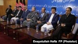 نشست شورای نامزدان ریاست جمهوری در کابل