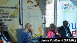 Jadranka Joksimović i Edita Tahiri