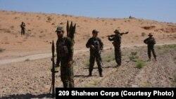 آرشیف، افزایش نبردها میان جنگجویان طالبان و نیروهای امنیتی افغانستان در بلخ
